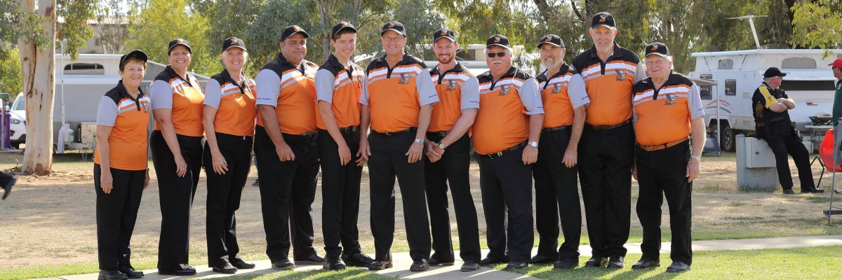 NT State Trap Team 2016
