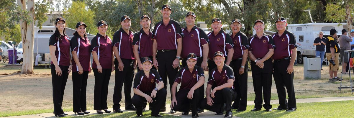 Queensland State Trap Team 2016