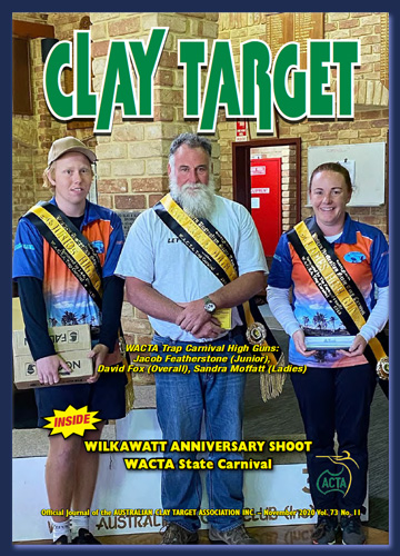 This month's CTSN