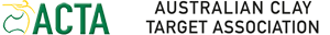Australian Clay Target Association logo