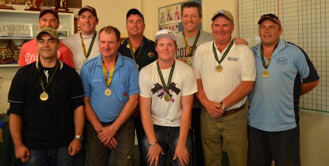 All Australian Team 2011.JPG