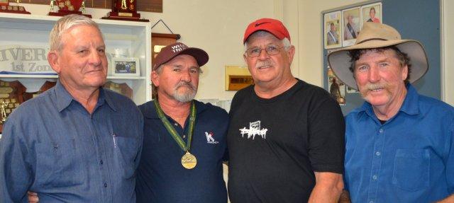 Australia NZ postal match veterans team 2011.JPG