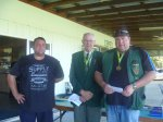 DB-1st AA Tony Papandonakis Dave Howe W Tim Atkins