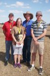 2015 Family Deauville Doubles 2nd and 3rd winners