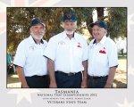 Tasmania Veterans