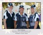 Victoria Ladies Trap Team 2014